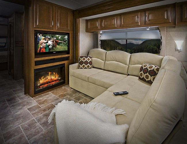 Thor challenger 38 Foot Luxury Class A Motorhomes with Dining Room ...