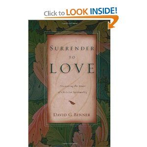 Surrender to Love: Discovering the Heart of Christian Spirituality.  This is a beautifully written book.  Every sentence is a nugget.