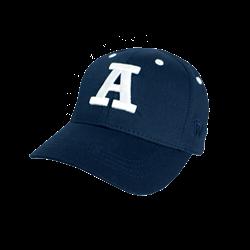 028058b0aaf USU Block A Hat NAVY
