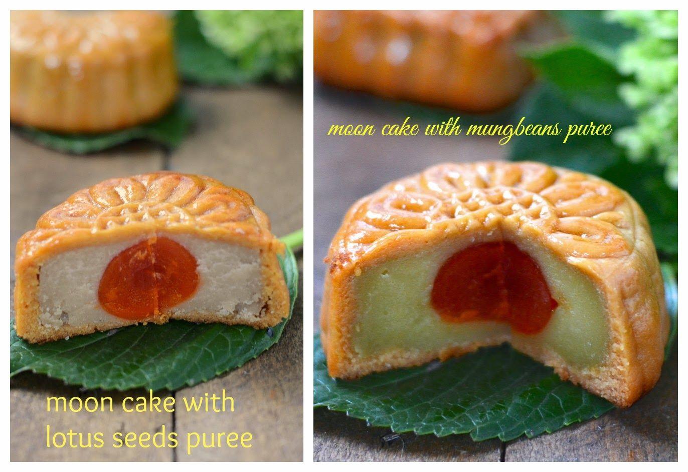 Indonesian Medan Food Traditional Mooncake Kue Bulan Makanan Mooncake Resep Masakan Indonesia