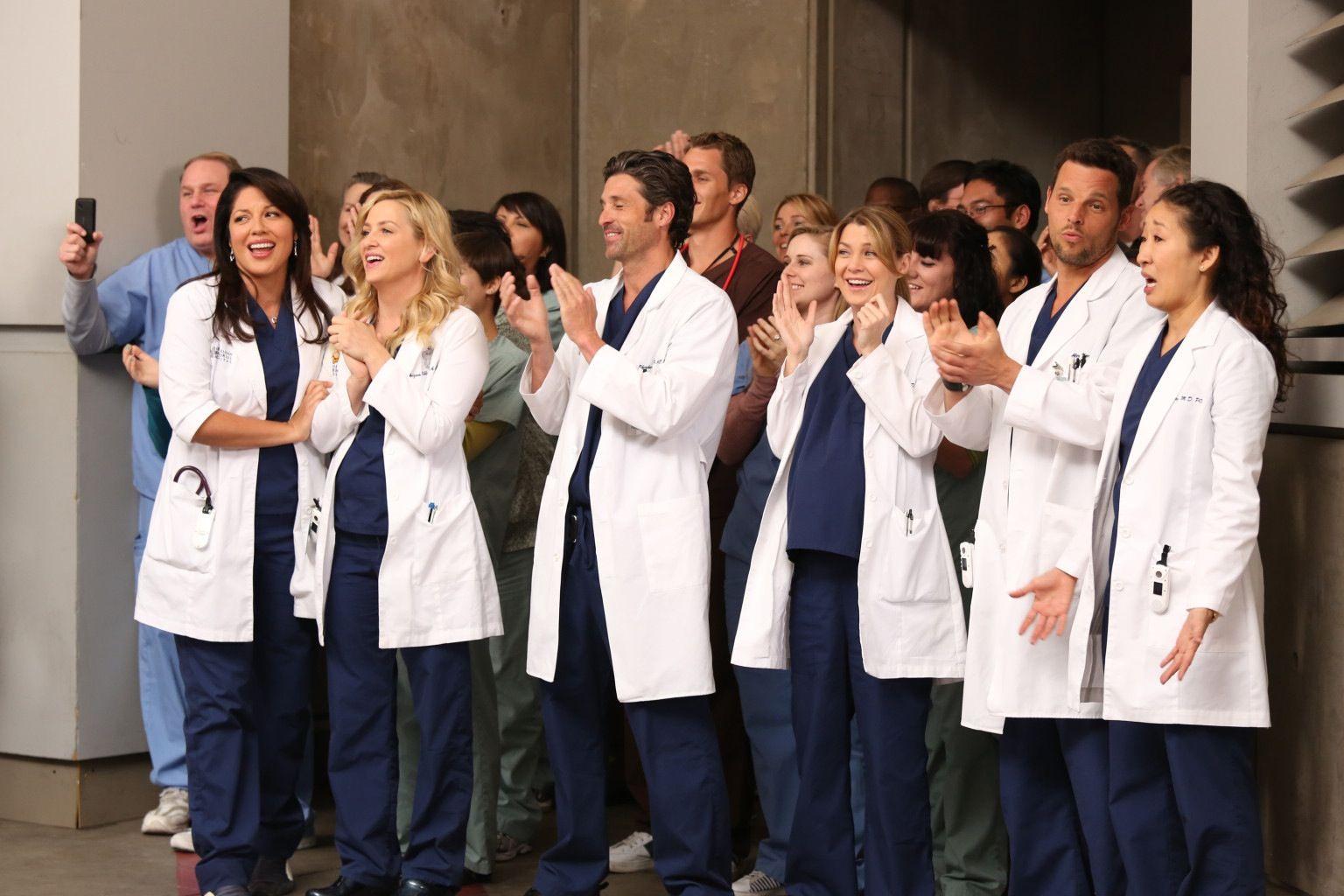 Happy Friday all Grey\'s Anatomy Family wishes Grey\'s Anatomy ...