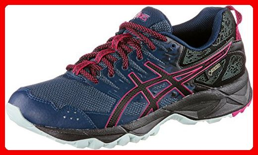 asics damen walkingschuhe gel - sonoma 3