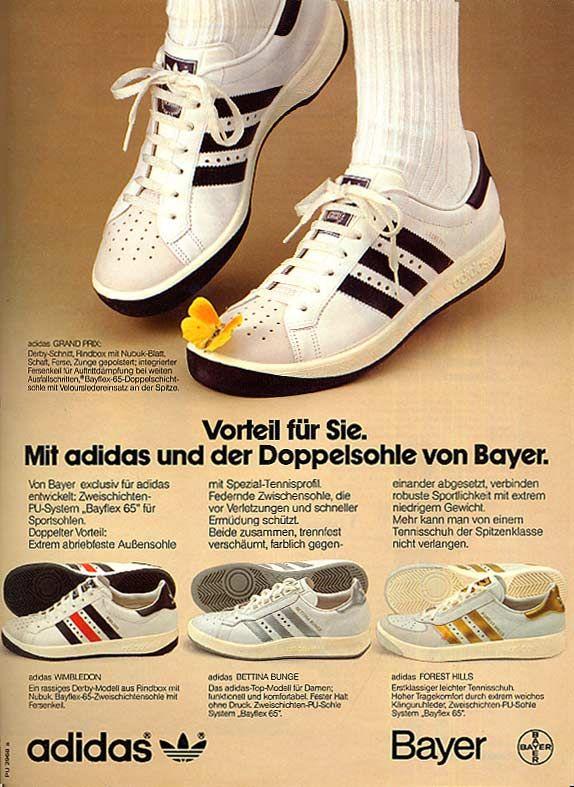 adidas Originals Tennis | Adidas classic shoes, Sneakers