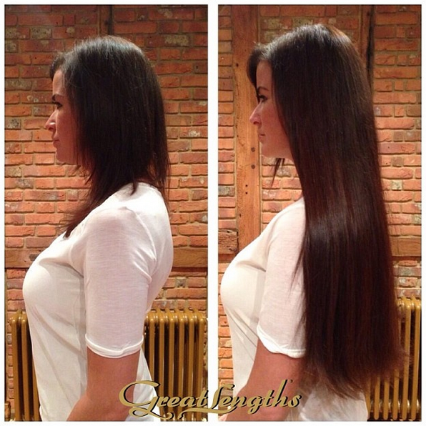 Super Long Hair Extensions In Chicago Get 100 Off With Purchase Of