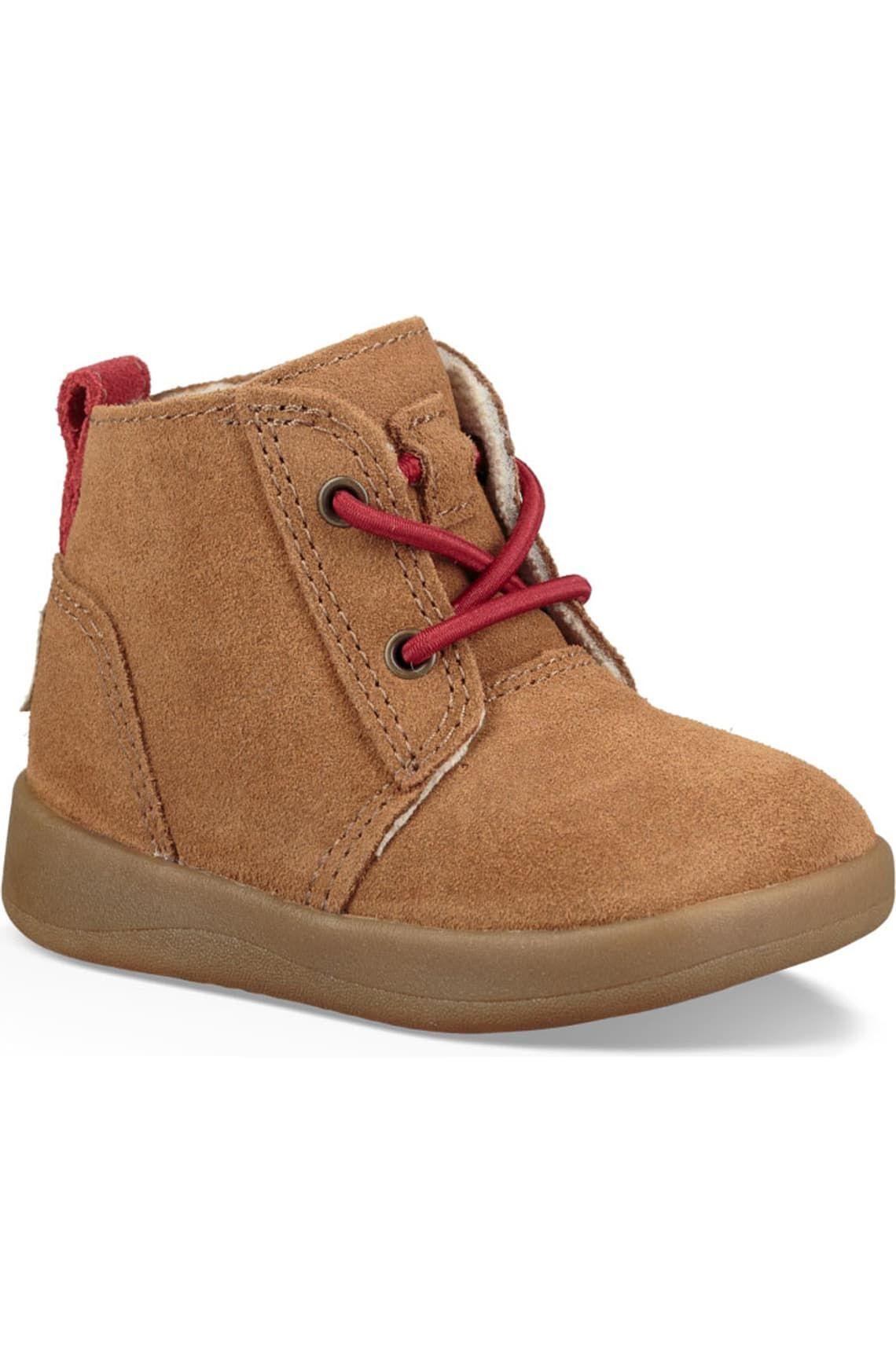 UGG® Kristjan Chukka Sneaker (Baby & Walker) Nordstrom