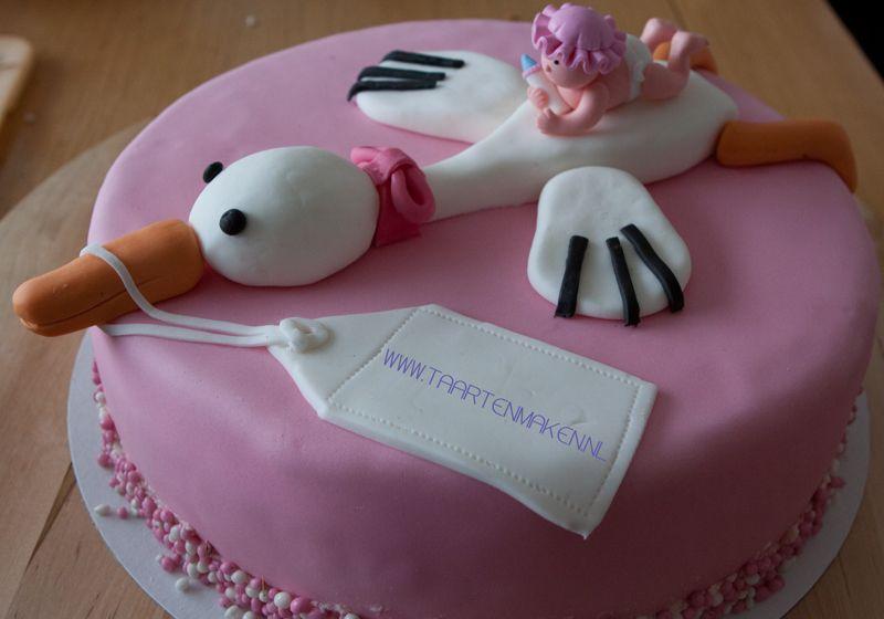 geboorte taart taarten maken cupcakes versieren baby pinterest babyshower and cake. Black Bedroom Furniture Sets. Home Design Ideas