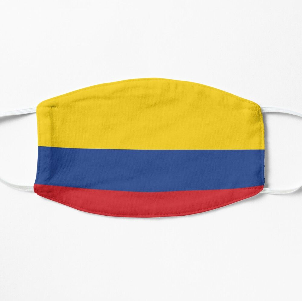 Get My Art Printed On Awesome Products Support Me At Redbubble Rbandme Https Www Redbubble Com I Mask Colombia By Wick In 2020 Mask Emoji Valentines Emoji Fashion
