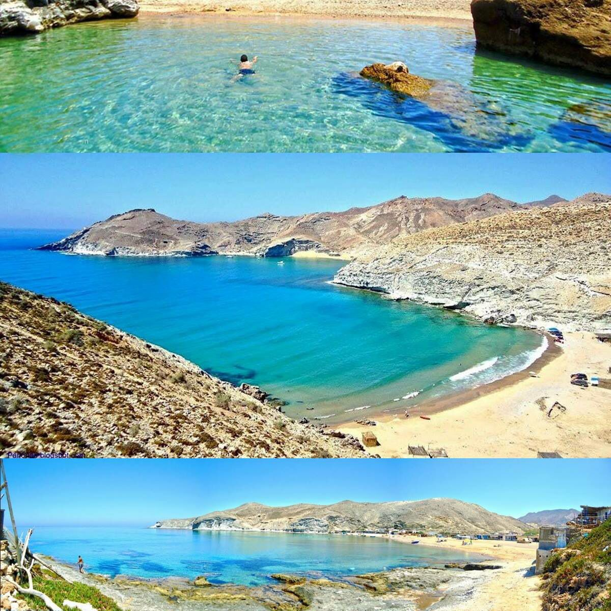 Tcharrana beach nador morocco maghreb pinterest for Ticket nador