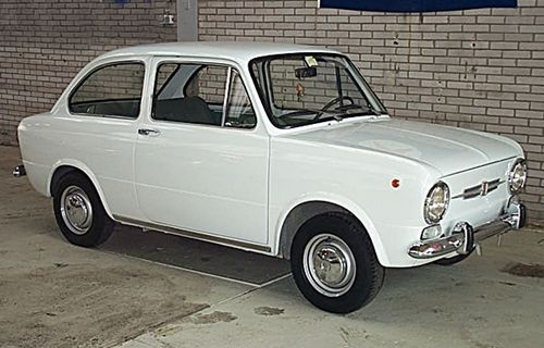 Fiat 850 Fiat 850 Vecchie Auto Automobile