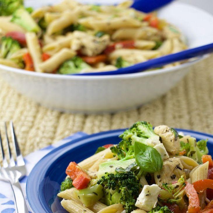 Mediterranean Pasta Salad Recipe Pasta Salad Mediterranean Pasta Salads Mediterranean Pasta