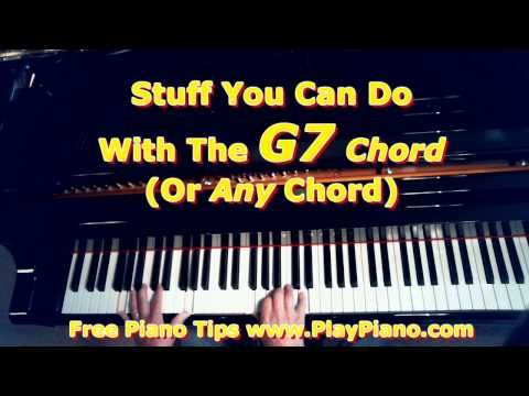 Learn Piano Chords What You Can Do With Them Piano Lessons For