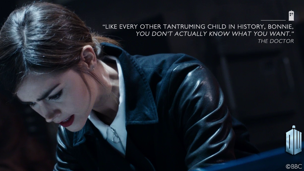 Image result for clara oswald bonnie quotes