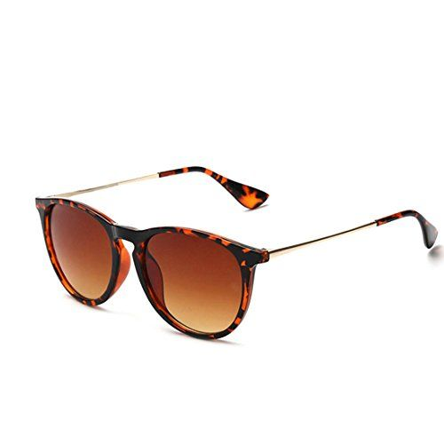 c937f1b3f2d0 LOMEDO Simple Stytle Retro Sunglasses Round Brown Lens   Learn more by  visiting the image link.(It is Amazon affiliate link)