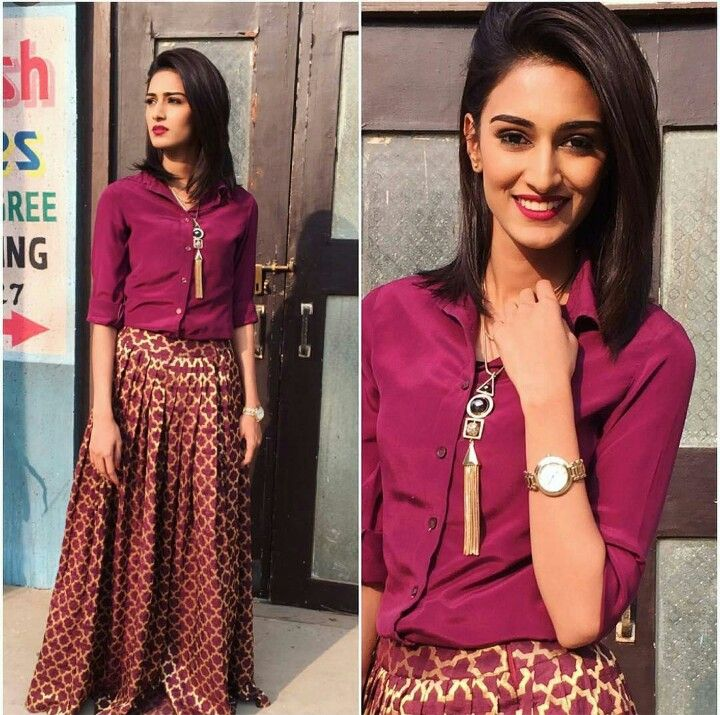 Pin by Fayza Akhtar on ERICA FERNANDES   Pinterest   Indian wear Ethnic and Indian designer wear