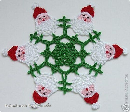 christmas 77 | Christmas decorations - crochet and all other ...