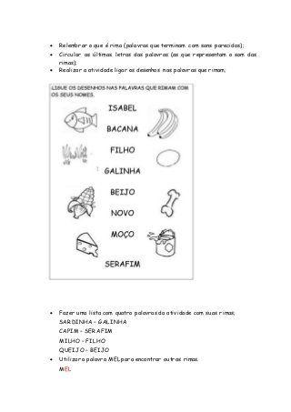 Sequencia Didatica O Sanduiche Da Maricota Com Imagens