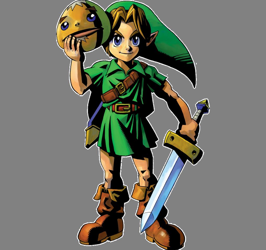 Legend Of Zelda Majoras Mask Art Legend Of Zelda Majoras Mask