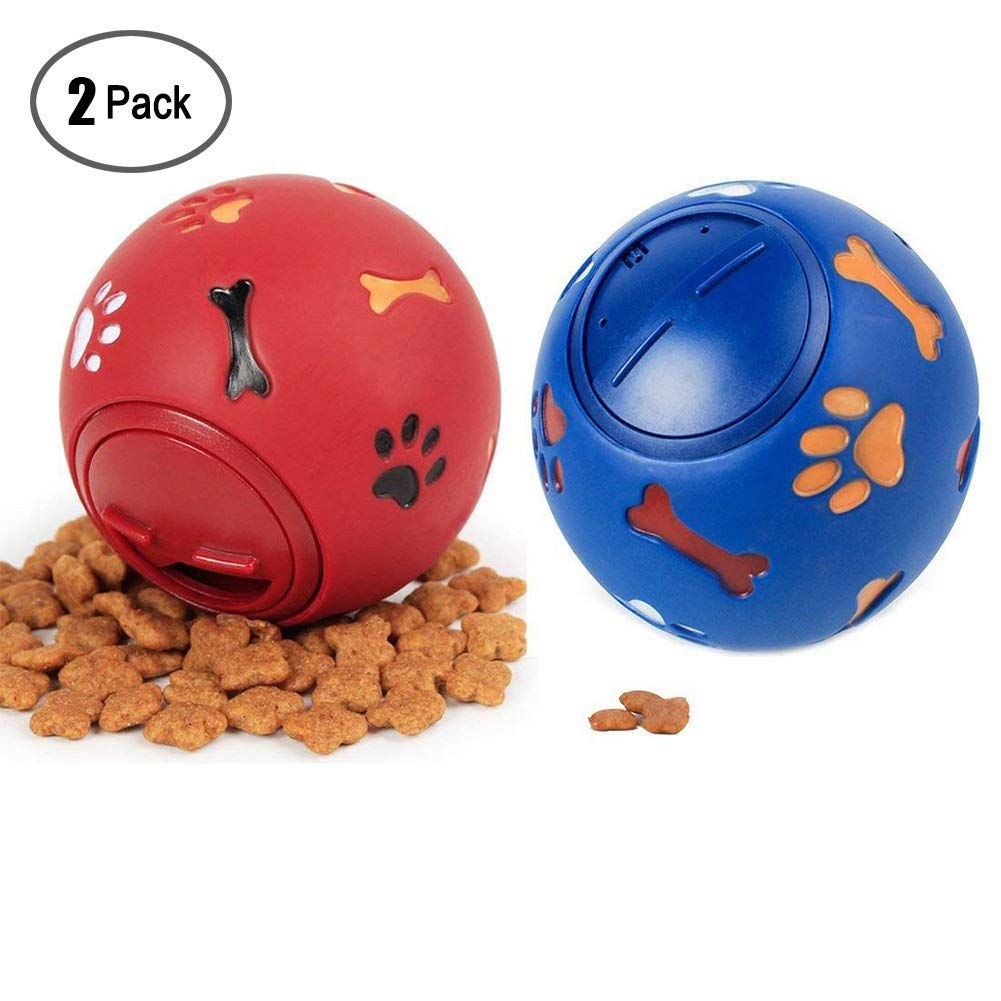 Dog Toy Food Balldurable Rubber Dog Toy Chew Toys Ball Interactive