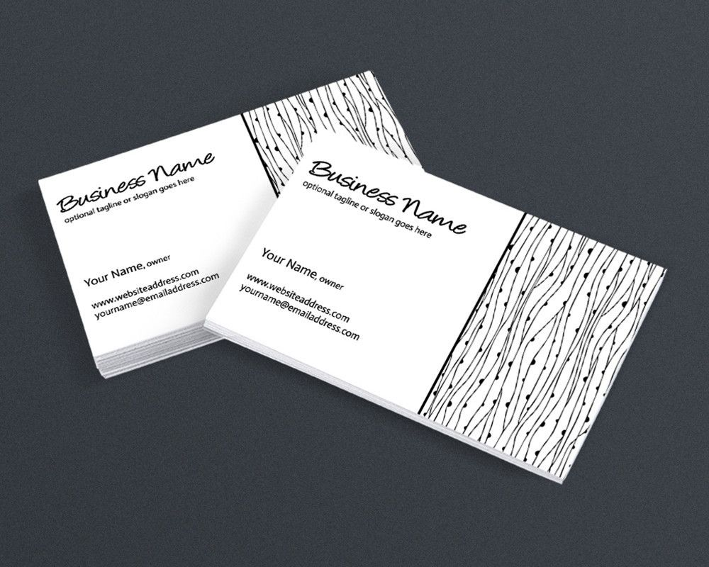 Business Card Design The Avery Collection Disenos De Unas
