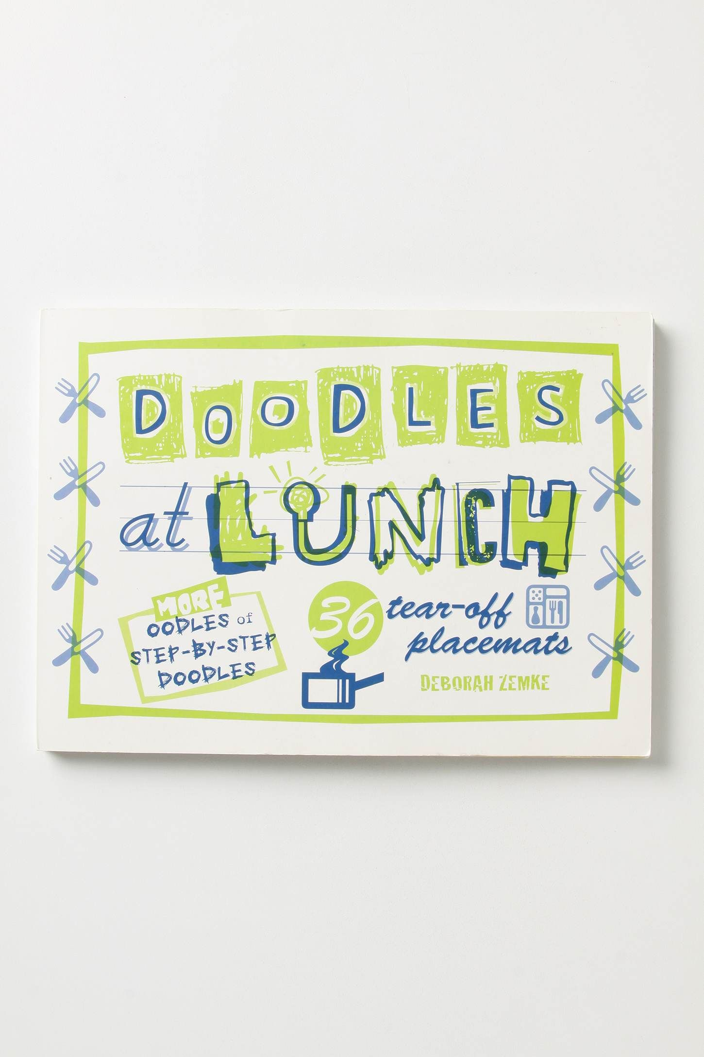 Fun placemats... 36 for $10.99