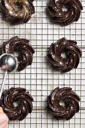 Paleo Chocolate Olive Oil Bundt Cake with Dark Chocolate Glaze  Paleo Dessert and Sweets