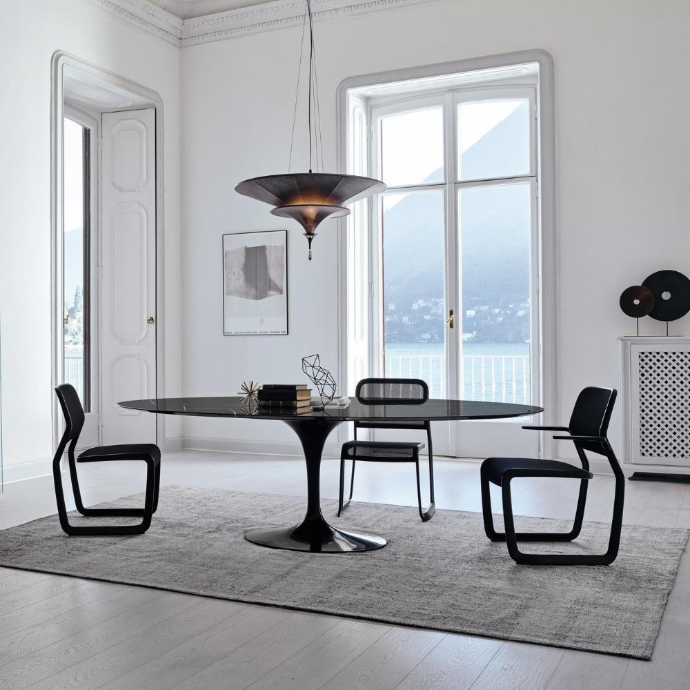 Knoll Saarinen Oval Dining Table Oval Table Dining Saarinen