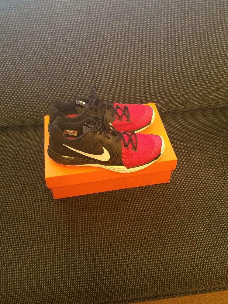 f8faf2795eca Nike Train Prime Iron DF Black Red 832219-002 Training Shoes Men s  fashion