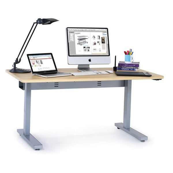 Cool Elevate 2 Electric Lift Table In 2019 Products Lift Download Free Architecture Designs Licukmadebymaigaardcom