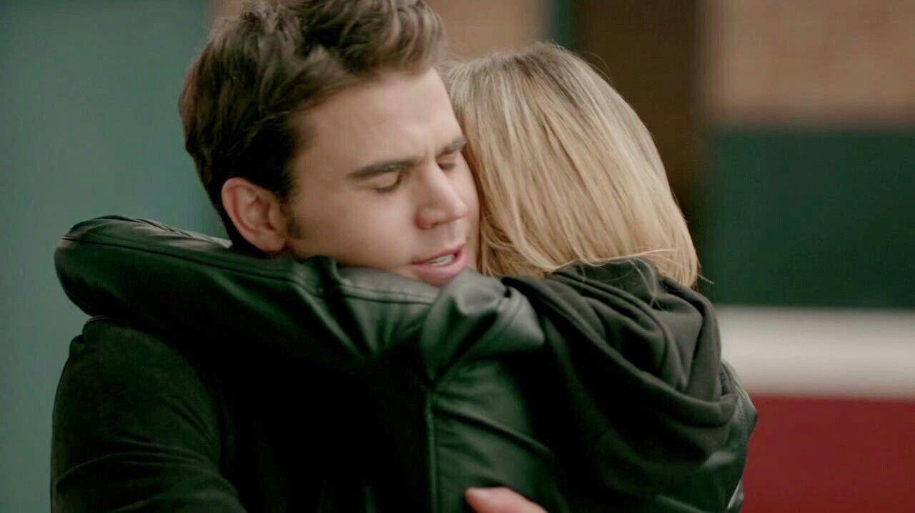 Stefan and Lexi ♥♥♥ | Damon salvatore vampire diaries, Vampire diaries cast, Vampire diaries