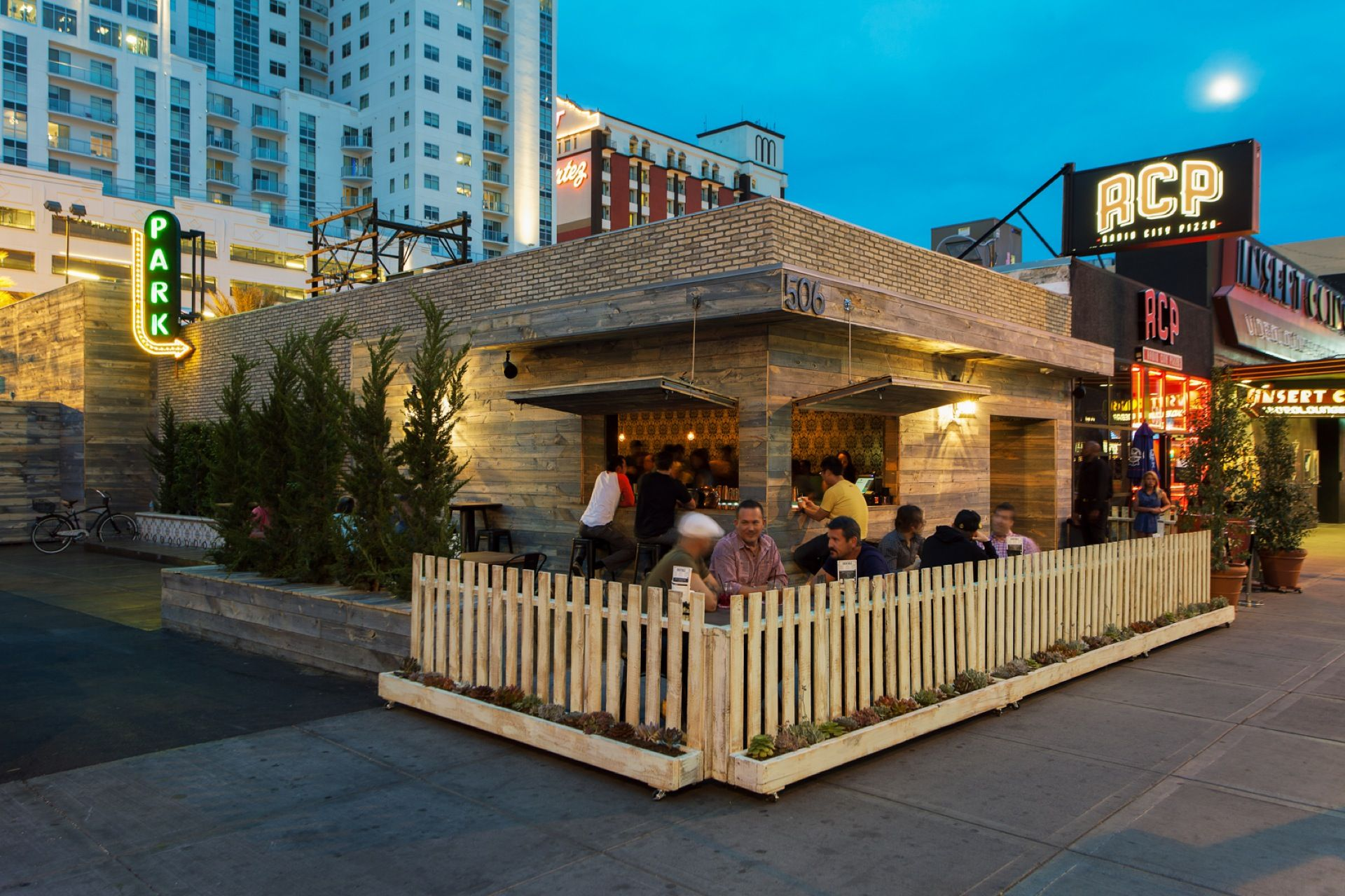 Park On Fremont | 506 Fremont St., Las Vegas. A Great Place To Sit Outside,  Have An Amazing Specialty Drink And Just Relax. | Vegas | Pinterest | Vegas  ...