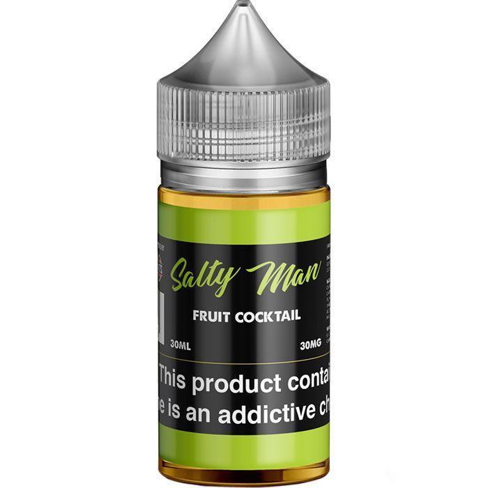 Salty Man Salt Fruit Cocktail 30ml in 2019 | E-LIQUIDS | Juice
