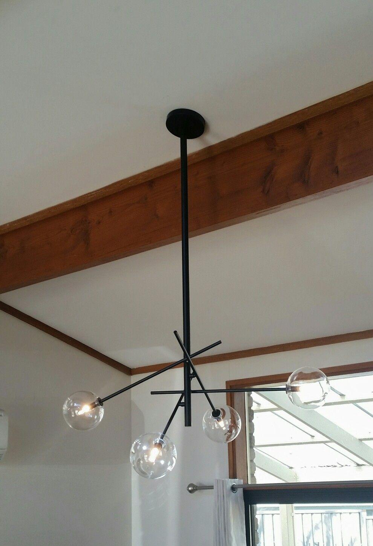 Aksel 4 Light Pendant from Beacon Lighting | Lighting ...