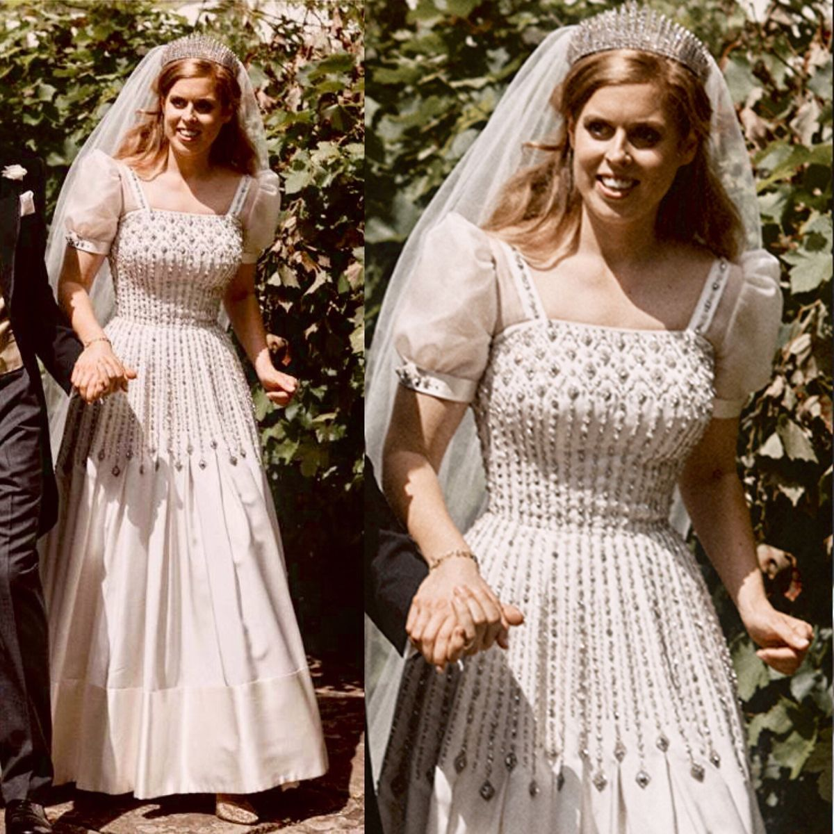 Princess Beatrice wedding dress in 2020 Princess