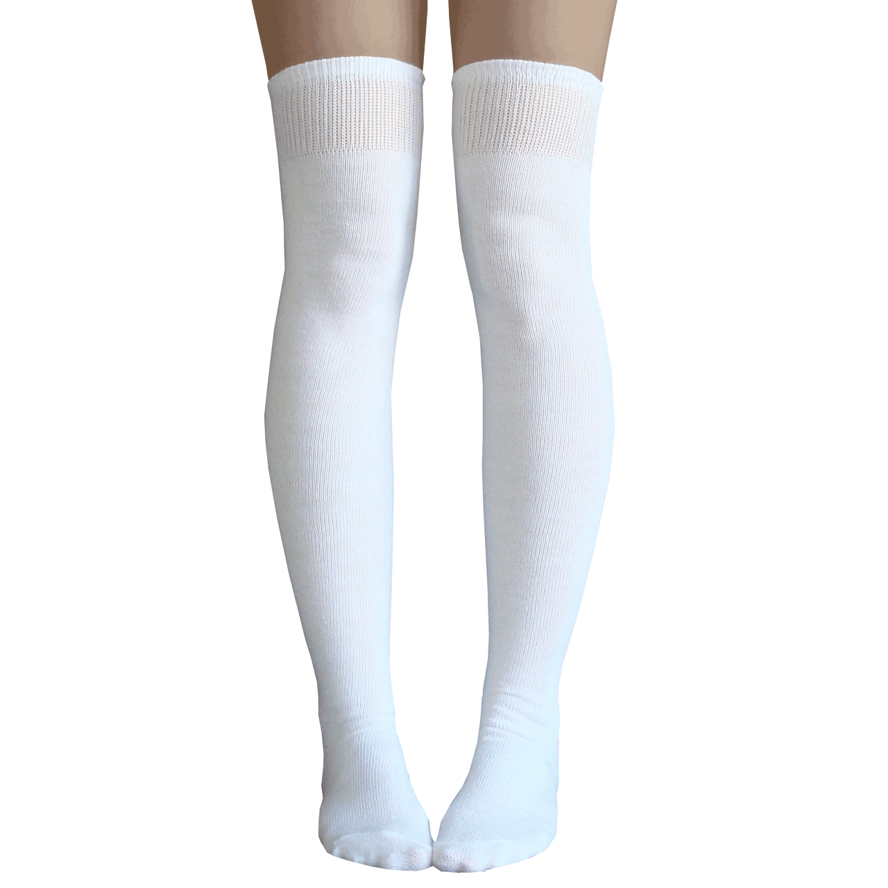 33bf183d9 White Thigh Highs in 2019