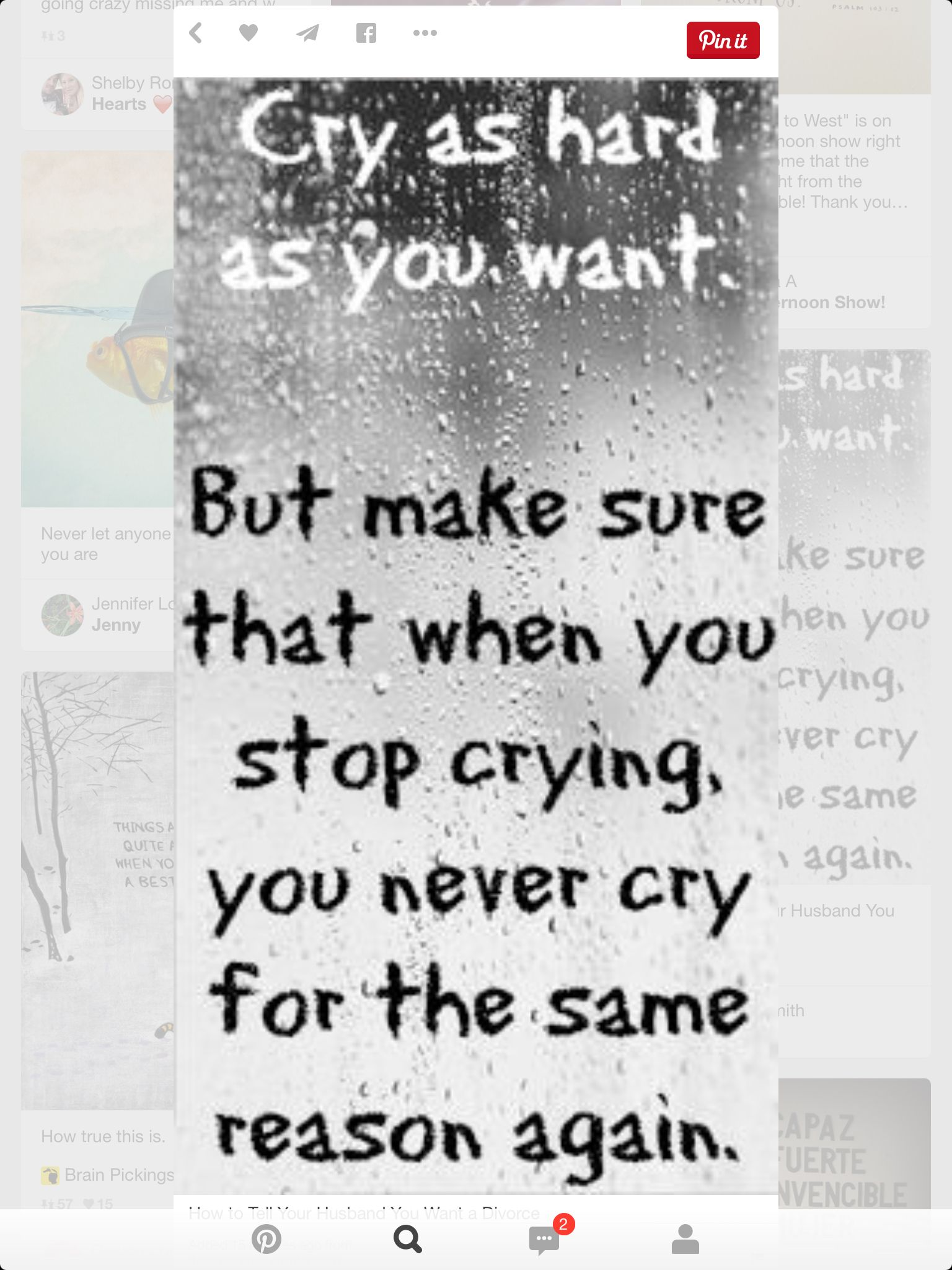Cry and die inspirational quote motivational thoughts pictures - Find This Pin And More On Quotes By Heidiseveryn