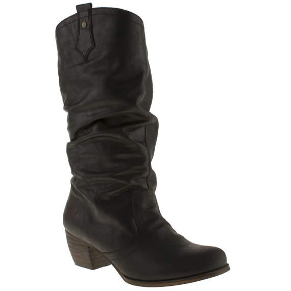 For Women Meadow Black Red Womens Or Dead Boots Black Shoes