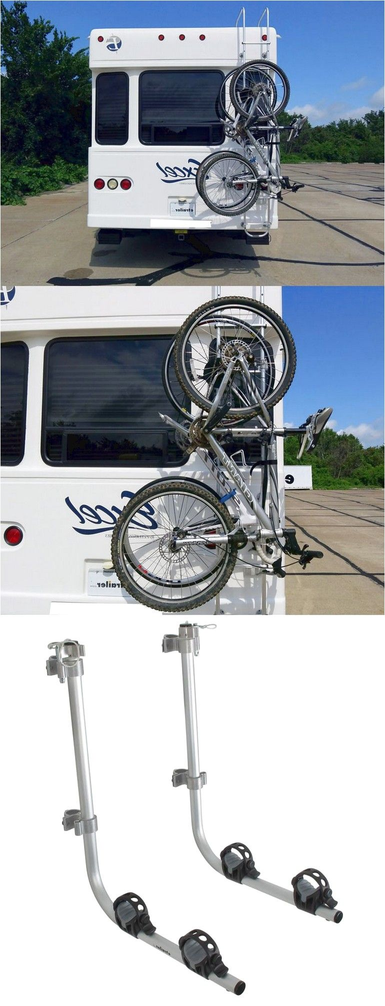 Rv Ladder Bike Rack Walmart Bike rack, Bike, Bicycle