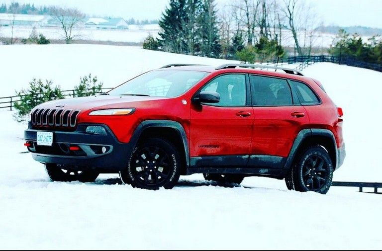 2017 Jeep Cherokee Latitude Reviews