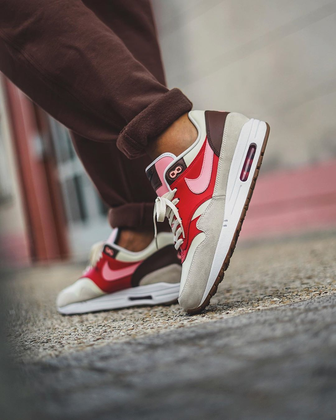 Bacon Recon • Back on my Nike Air Max 1