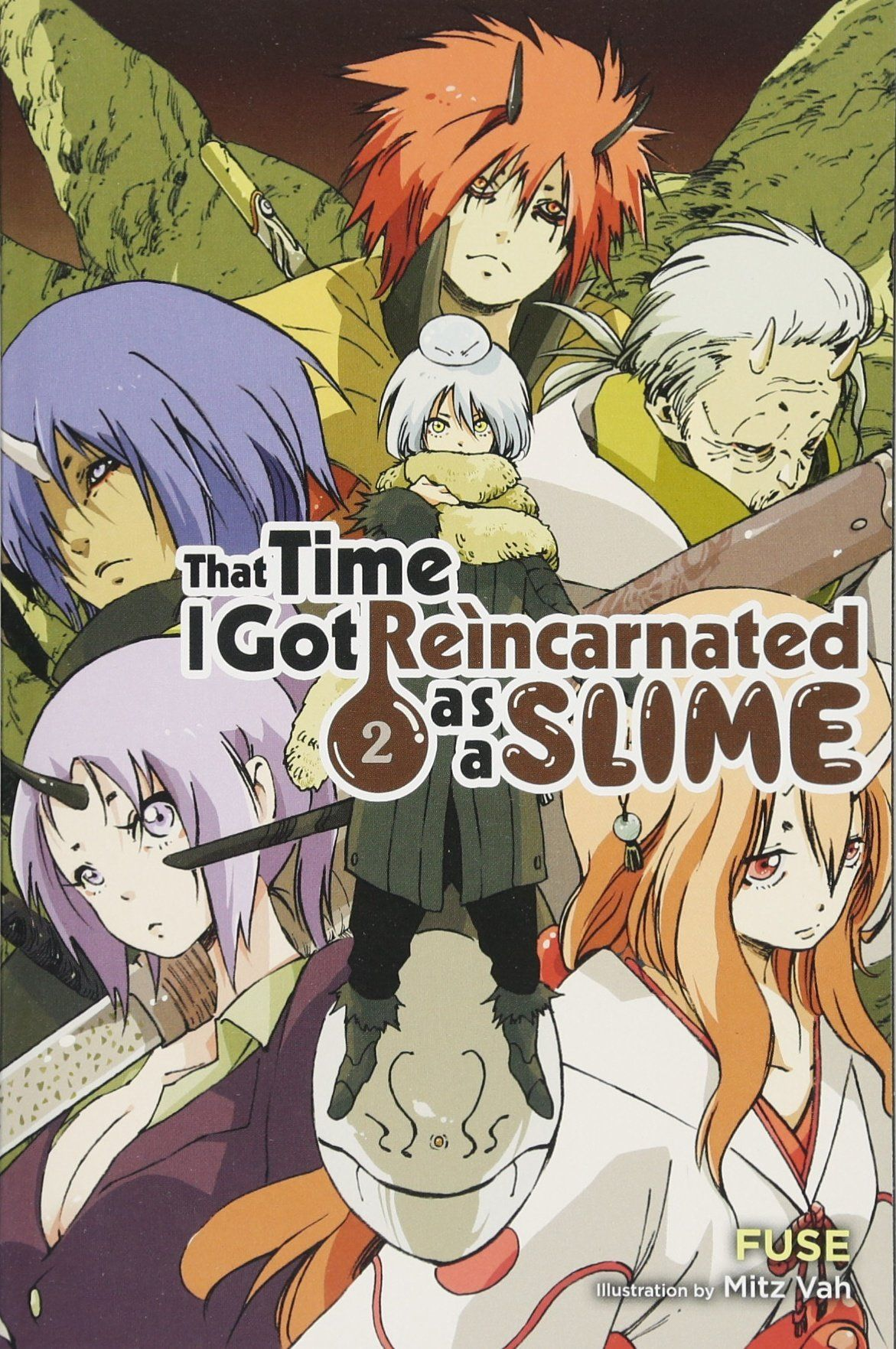 Watch Anime That Time I Got Reincarnated As A Slime Free At