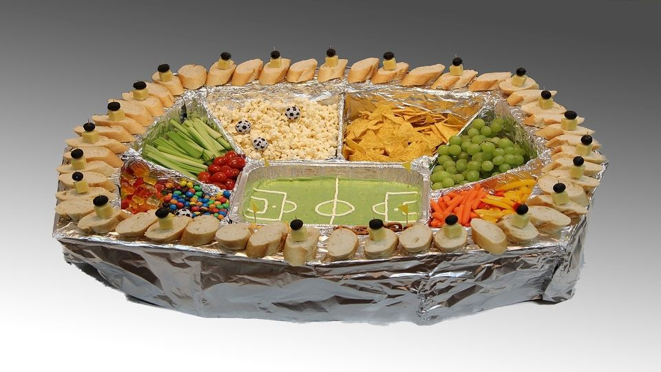 snackadium das snack stadion rezept geburtstage. Black Bedroom Furniture Sets. Home Design Ideas
