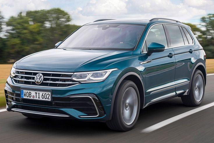 VW Tiguan Allspace eHybrid 2022