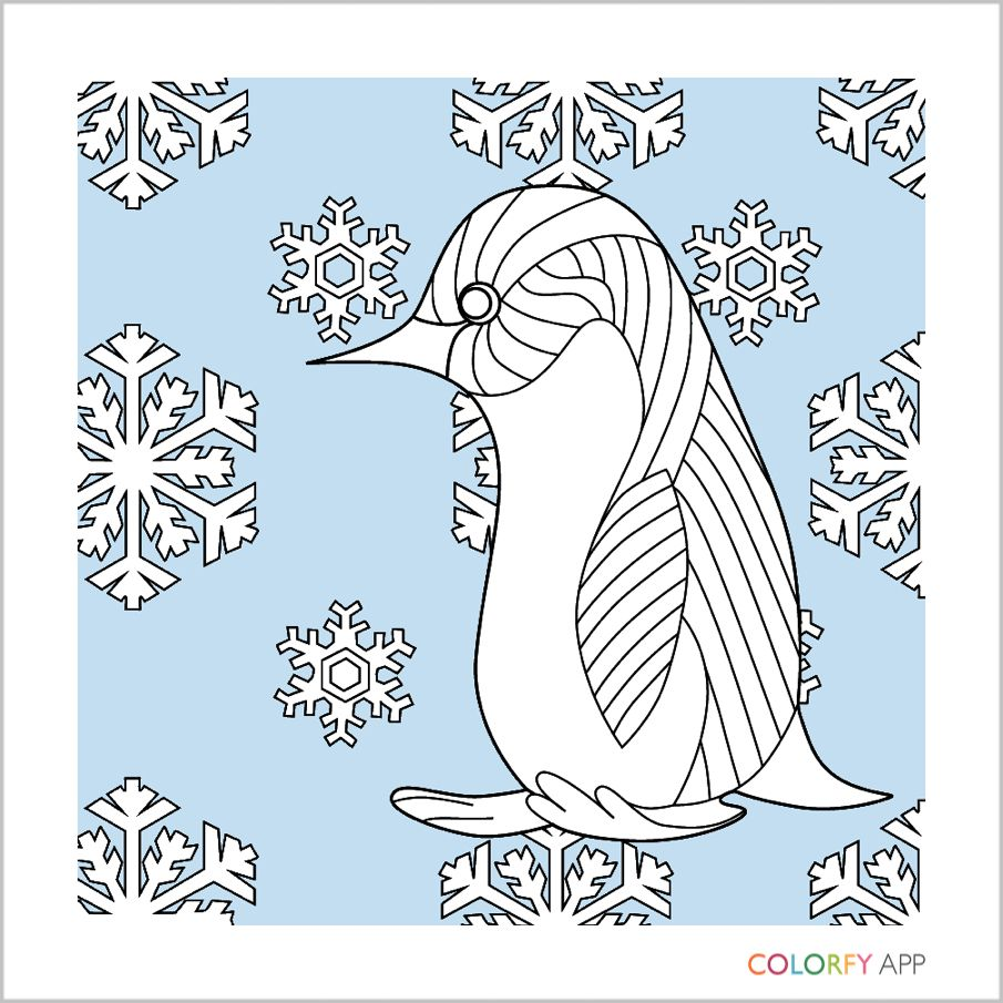 Colorfy Painteditmyself Coloringbook Cute Beautiful Love Colorfyapp Colorfy Animal Paintings Drawings