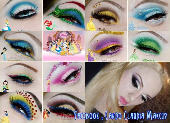 Disney Princess Inspired Make Up Hair Amp Make Up Amp Other