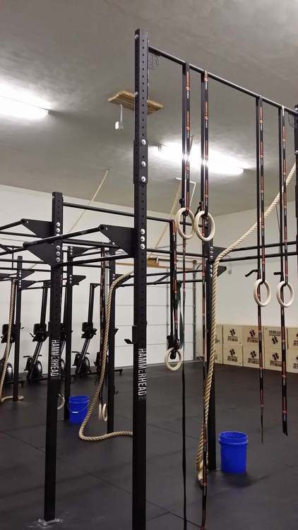 Pull up rack foot extension kit single extensions