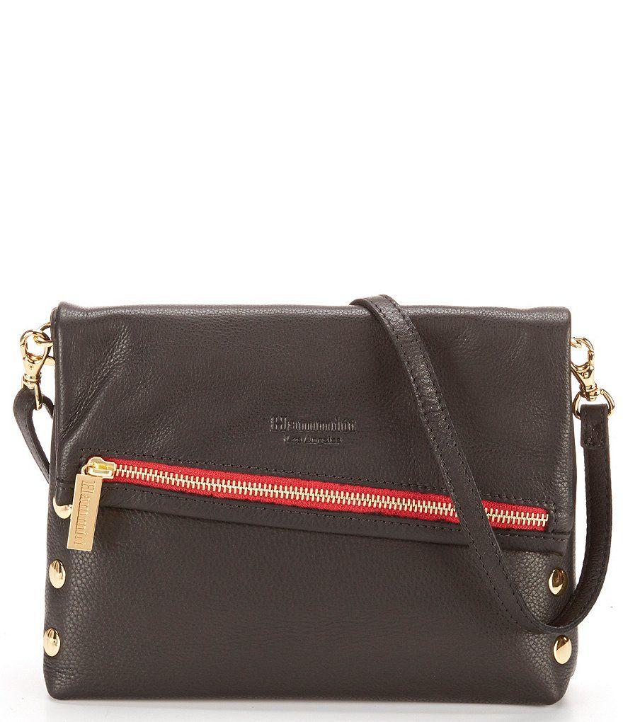 6ec1a2bdc Hammitt VIP Fold-Over Cross-Body Bag with Contrast Zipper#Fold, #Cross, # Hammitt