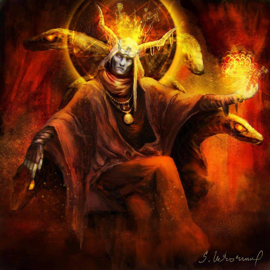 King Paimon by https://www.deviantart ...