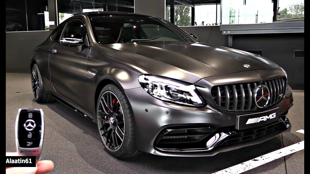 Mercedes C63 Amg Coupe 2019 New Full Review Interior Exterior Infotainment Mercedes C63 Amg Mercedes Benz C63 Amg Mercedes C63