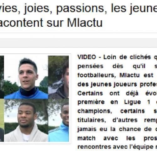 Doutes, envies, joies, passions, les jeunes pros du MHSC se racontent sur Mlactu