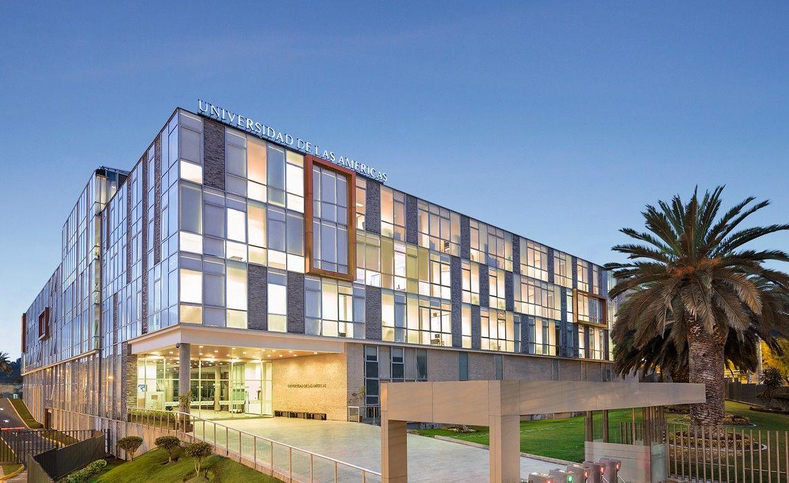 Universidad de las americas arquitectura universo for Arquitectura de interiores universidades